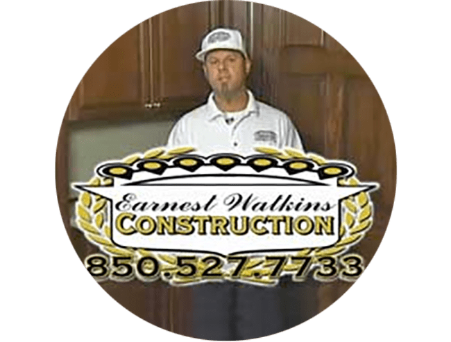 image of Earnest Watkins for Earnest Watkins Construction commercial and residential remodeling in Panama City Beach, Florida